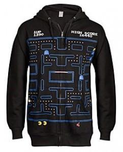 Pac Man game hoodie