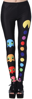 Pac-Man Leggings