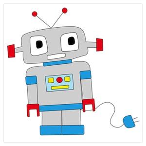 Plugin Robot Poster