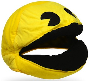 Pac Man fun hat / mask