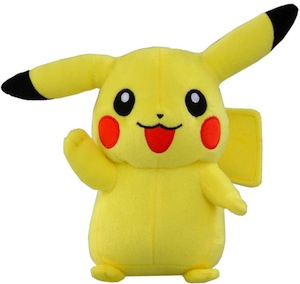 Pokemon Pikachu Plush