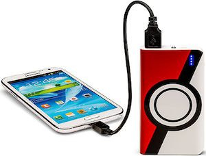 Pokemon 400 mAh Power Bank