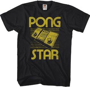Atari Pong Star T-Shirt