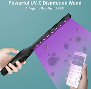 Portable UV Sanitizer