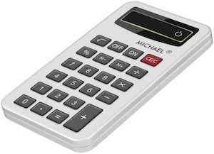 USB Power Bank That Looks Like A Calculator