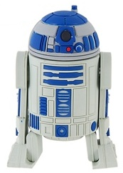 Star Wars R2D2 robot USB flash drive