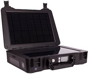 Renogy Phoenix Portable Generator With Build In Solar Panels