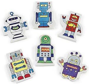 Robots eraser