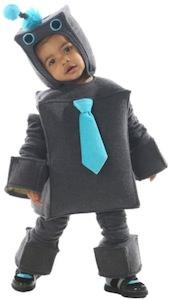 Toddler Robot Costume
