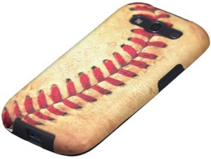 Samsung Galaxy SIII Baseball Case