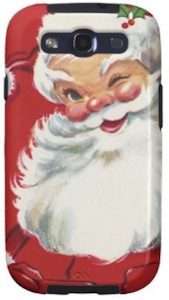Samsung Galaxy Siii case for Christmas