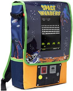 Space Invaders Console Backpack