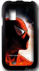 Spider-Man Case for the Samsung Fascinate