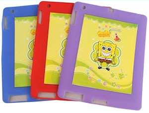 Spongebob Squarepants iPad 2 cover