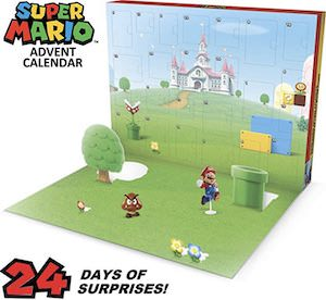 Super Mario Advent Calendar