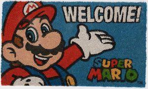 Nintendo Super Mario Doormat
