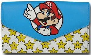 Mario Stars Women's Wallet