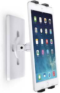 Tablet Holder With Magnetic Back