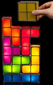 Tetris Stackable Lamp