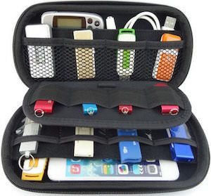 USB Flash Drive Storage Bag