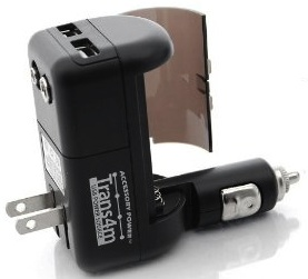 Trans4m usb charger