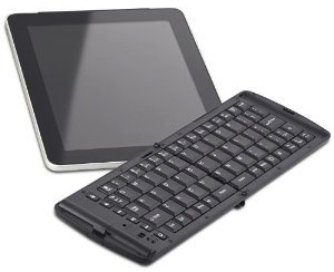 Verbatim Foldable bluetooth keyboard for tablet computers