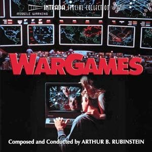 War Games the music of a real nerdy movie