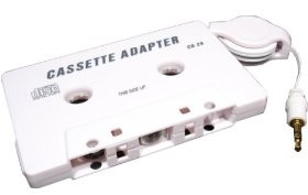 cassette adapter for you ipod