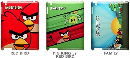 Play Angry Birds on an Angry Birds iPad 2