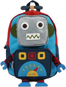 Flybot Robot Kids Backpack