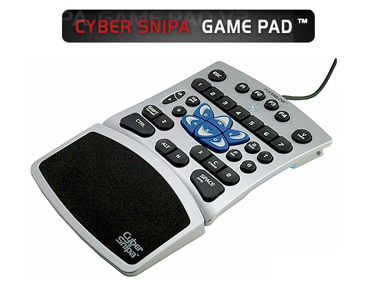 Cyber Snipa the makers of the best game pad ever