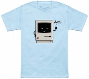 Macintosh Hello T-Shirt
