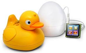 iDucky wireless floating speaker