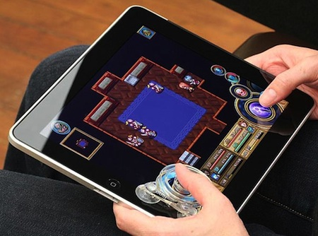 Analog Controller for your iPad 2 and other tables