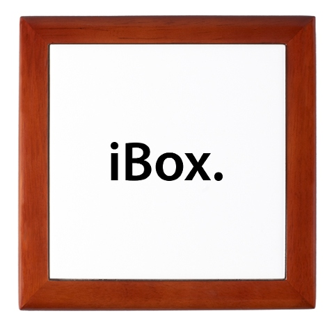 The iBox a great way to store you Apple gadgets
