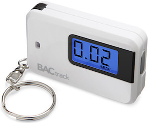 Key Chain Digital Breathalyzer