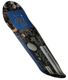 Get your own motherboard skateboard