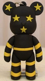 Fun Bear Black star 4gb flash drive