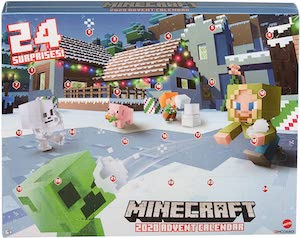 2020 Minecraft Advent Calendar