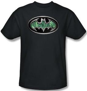 Batman Circuit Board Logo T-Shirt