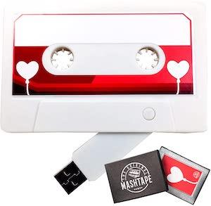 Cassette Tape USB Flash Drive