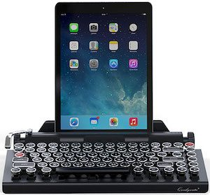 Qwerkywriter Retro Bluetooth Keyboard For All Your Devices