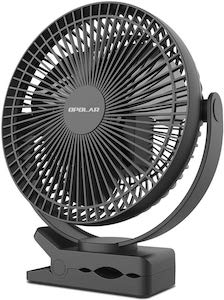 Clip On Battery Operated Fan