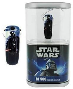 Star Wars Darth Vader Bluetooth headset