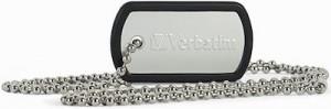 Verbatim Dog Tag USB Flash Drive