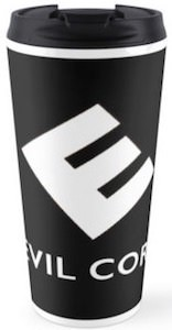 Mr. Robot Evil Corp Travel Mug