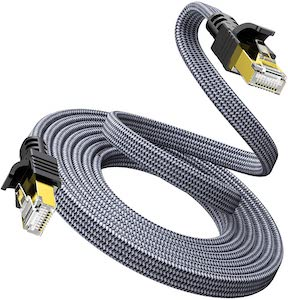 Flat Cat 7 Cable