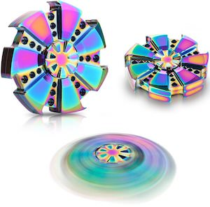 Flower Fidget Spinner