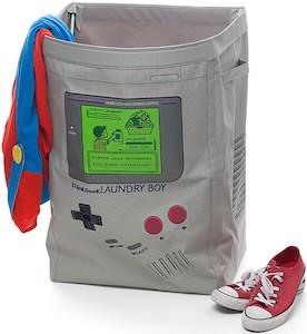 Game Boy Laundry Basket