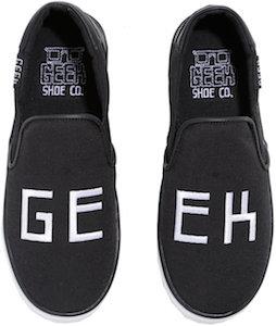 Geek or Nerd Shoes